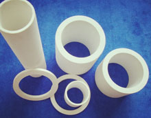 alumina ceramic pipe series